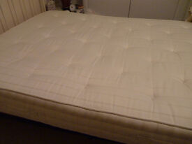 Relyon pocketed ortho backcare king sized mattress very clean