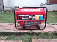Power generator 2,5kw powered by honda gx 160 petrol engine