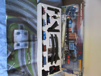 Hornby Highlander Goods electric train set