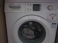 Bosch Excell 7 washer, 3 years light use