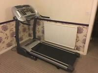 Treadmill, Cross Trainer, Exercise Bike