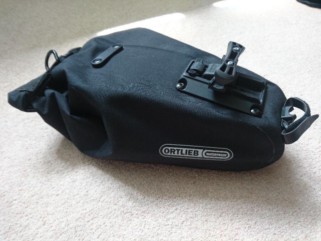 Ortlieb Saddle Bag Large 2 7l