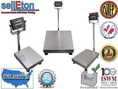 Op-915 Ntep Legal For Trade Bench Scale