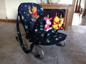 Childs wardrobe , travel cot, high chair and baby chair. Excellent condition .