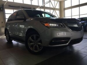 2015 Acura MDX Elite Pkg| Acura Certified| 7 Years 130000 KMS Wa