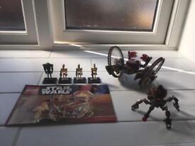 Lego Star Wars - 7670 Hailfire Droid