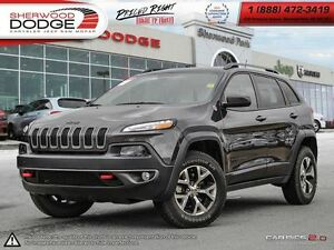 2015 Jeep Cherokee Trailhawk| BACK UP CAMERA| REMOTE START