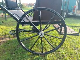 Bellcrown pony carriage