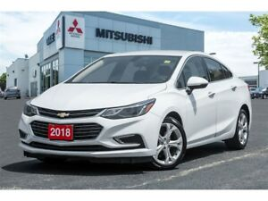 2018 Chevrolet Cruze LEATHER |WIFI|HTD STEERING|STARTER|CLEAN HI