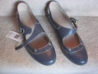 M & S Foxglove shoes Size 8 NEW