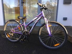 2016 Girls Specialized Hotrock 24 Bike - Excellent Condition - Age 9 to 12 years