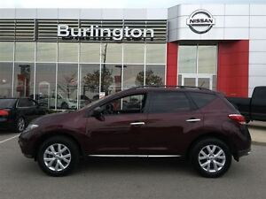 2013 Nissan Murano SL, WOW FINANCE @ 1.9% !,1 OWNER, ACCIDENT FR