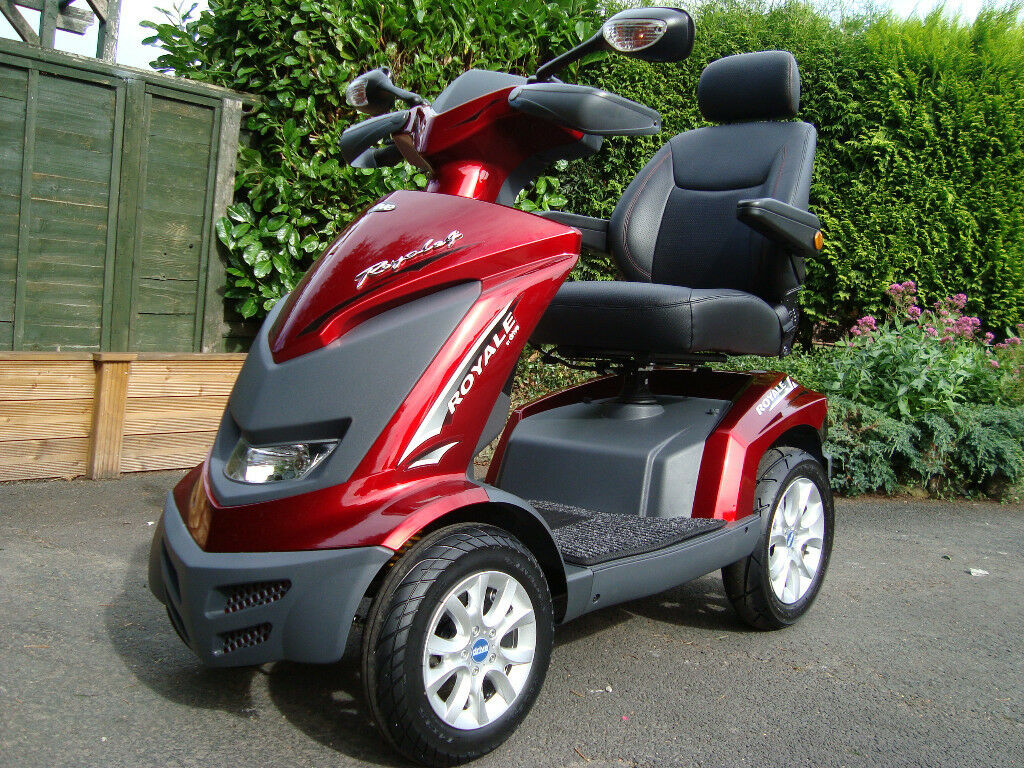 Drive Mobility scooter Manual