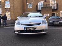 59 PLATE TOYOTA PRIUS 1.5 VVTI T-SPRIT AA ASSURED MECHANICAL REPORT
