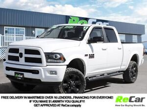 2017 RAM 2500 Laramie 6.4L V8 | REDUCED | CREW | 4X4 | HEATED...
