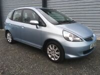 2007 HONDA JAZZ 1.4 SE 1 OWNER FULL YEARS MOT BEAUTIFUL CONDITION DEBIT & CREDIT CARDS ACCEPTED