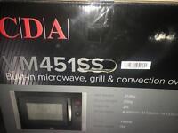 Microwave oven Cda vm451ss