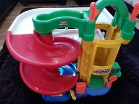 Fisher Price Little People Garage & Cars