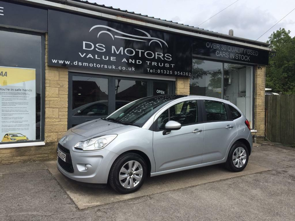 2013 62 citroen c3 vtr 1 4 hdi diesel silver 5 door in darlington county durham gumtree. Black Bedroom Furniture Sets. Home Design Ideas