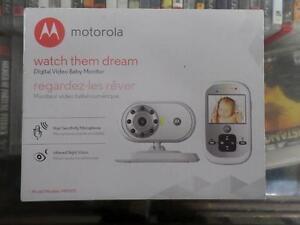 Brand New Motorola Digital Baby Monitor