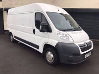 2012 CITROEN RELAY 35 L3H2 2.2 HDI NOT TRANSIT CUSTOM TRAFFIC VIVARO DISPATCH JUMBO FORD RENAULT LWB