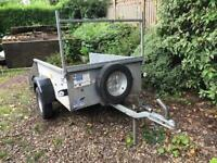 Ifor Williams P5 trailer - camping trailer