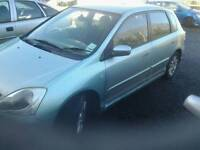 2005 honda civic 1.4 se 5dr lots of extras cheap tax and insurance