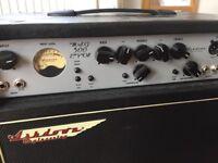 Ashdown MAG C115-300 EVO II combo bass guitar amplifier (2012)