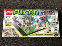 Lego fusion battle towers NEW