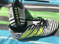 adidas nemezis football boots UK 10
