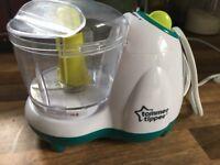 Tommie tippee food blender