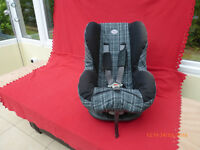 Reclining Car Seat ( Car Seat belt fixing type )