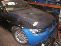 BMW M3 2008 E92 E93 BONNET WING LIGHTS FRONT BUMPER