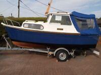 Boat - Hardy Navigator 18ft