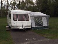 6 Berth Caravan With Full Awning