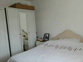 Ready to move Big size and bright double room for professional male, female.