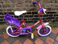 "Raleigh Bounce 12"" Girls Bike"