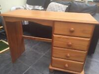Desk /dressing table