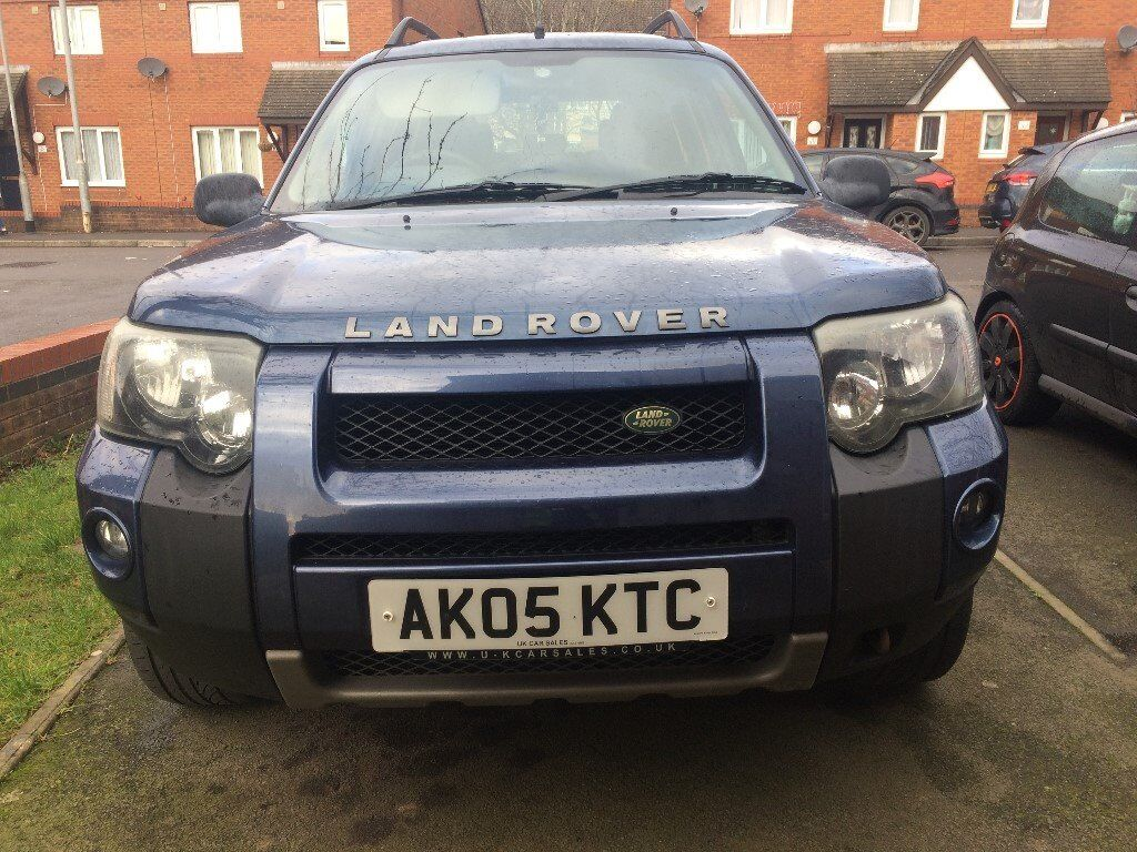 gallery for rover landrover p freelander gasoline automatic orig photos photo sale enlarge land