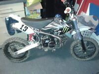 125cc lifan pit bike / pitbike