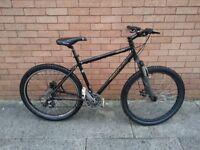 Kona bike with 26 wheel size