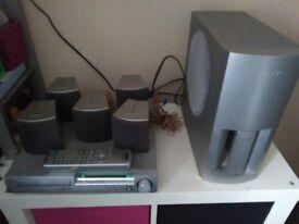 Sony DAV S300 Home Cinema System