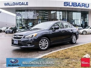 2013 Subaru Impreza 2.0i Touring PKG No Accidents, Off Lease , A