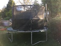 Jumpking 10 foot trampoline