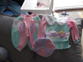 Brand new never worn little girls outfit