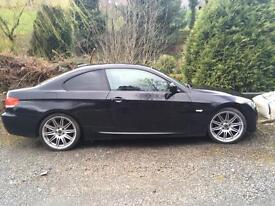 2010 BMW 320 m sport