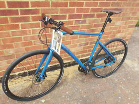 Ridgeback Flight 04 2017, Nearly New Bike, had for 8 weeks, only ridden few times.