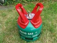 CALOR GAS 5kg BARBEQUE/PATIO HEATER PROPANE BOTTLE/CYLINDER BARBECUE BBQ