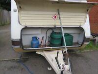 caravan spares or repair