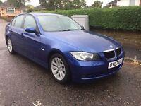 2007 BMW 320i LONG MOT 6 SPEED £2295 O-N-O
